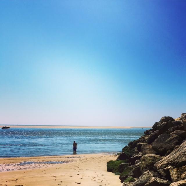 Actual Beach