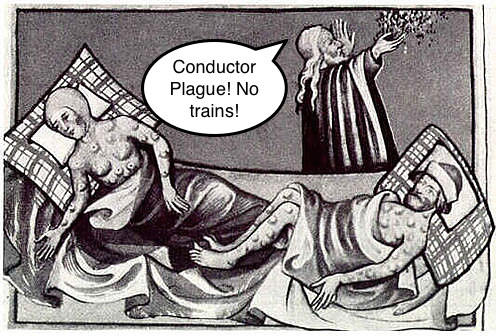 Conductor Plague