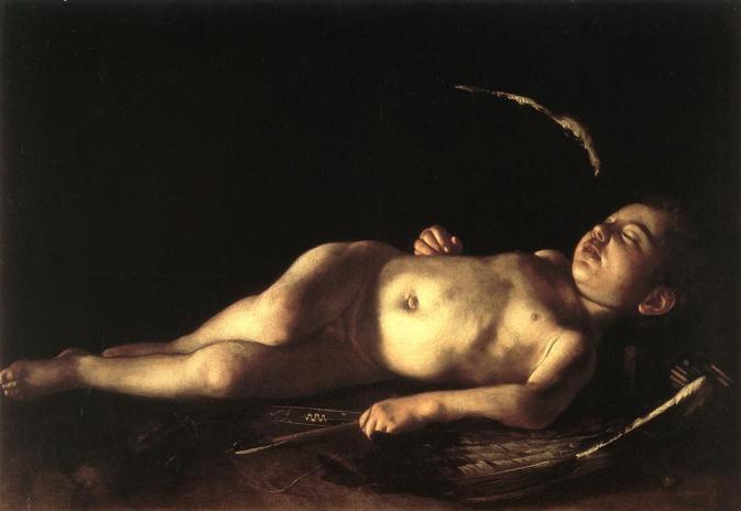 Caravaggio's Cupid