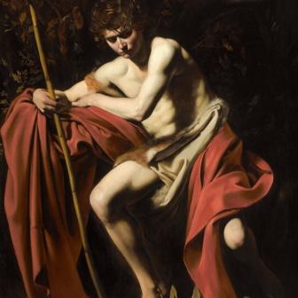 John the Baptist (1604)