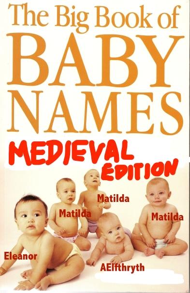medieval-baby-names