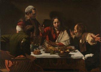 Supper at Emmaus (1601)