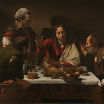 Supper at Emmaus (1601)