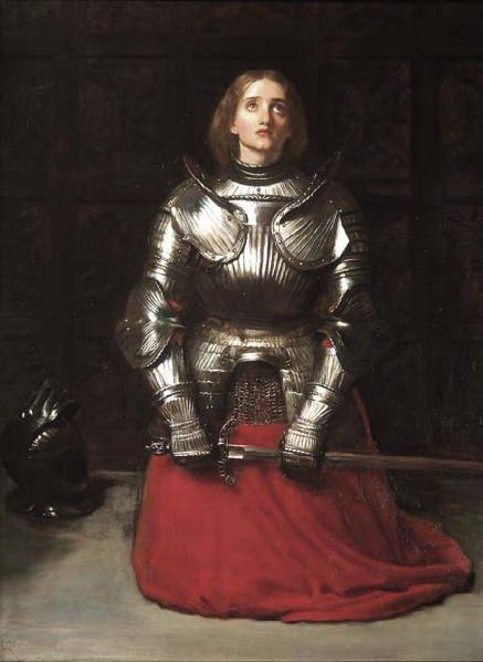 Joan of Arc Millais