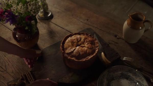 Poldark Pie