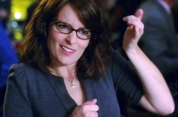 Liz Lemon Air Guitar