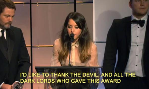 April Award
