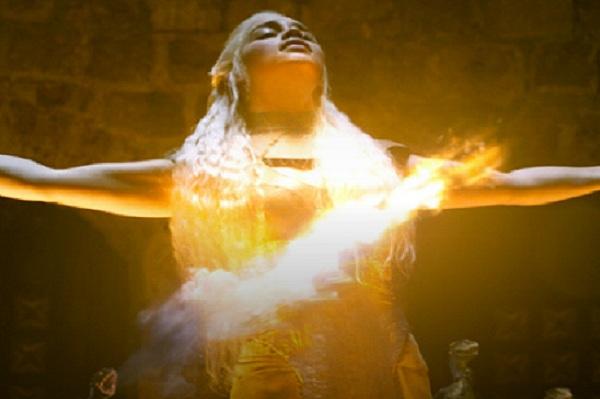 Khaleesi Fire