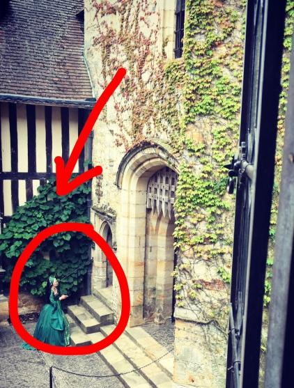 Anne Boleyn Sighting
