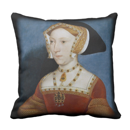 Jane Seymour Cushion