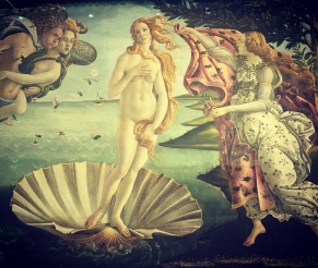The Birth of Venus by Botticelli in 1846