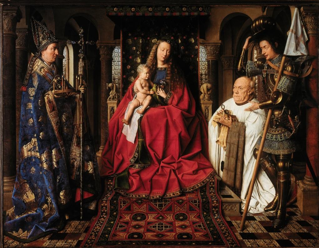 Canon van der Paele