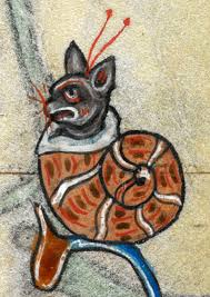 Cat-snail