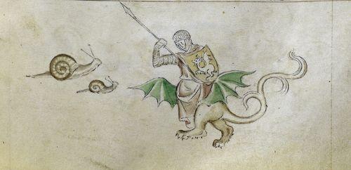 Knight v Snail 5