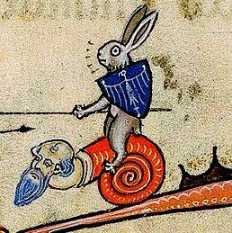 Man-snail