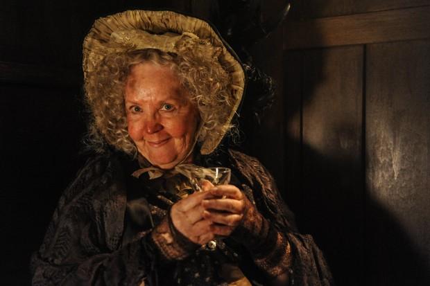 Dickensian Drunk Lady