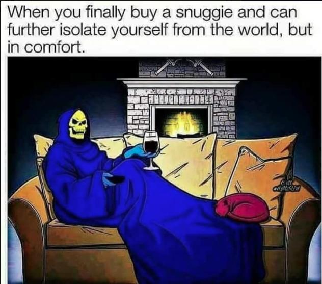 Slanket Meme