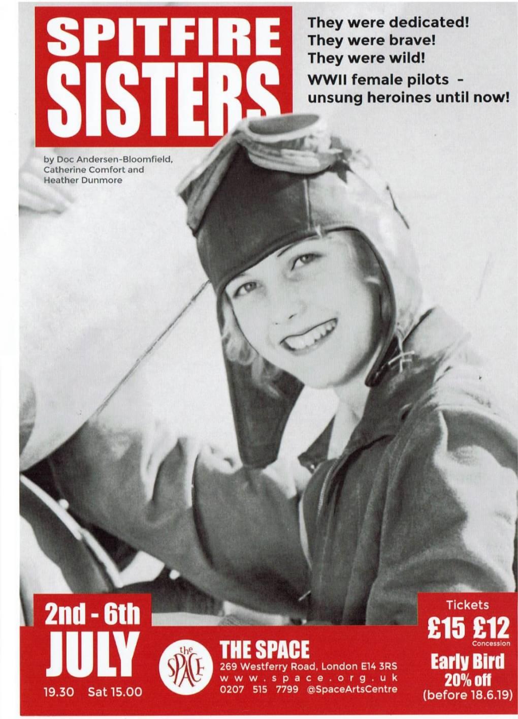 Spitfire Flyer