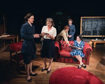 Cornelia Wood, 'Spitfire Sisters', 2019